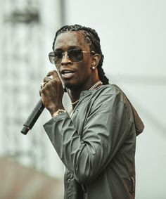 """Young Thug Dress Jeffrey Cover Twitter Reacts 