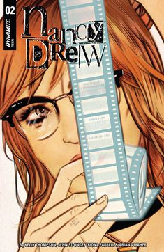 Nancy Drew #3 Cover C NM 2018 Dynamite Vault 35