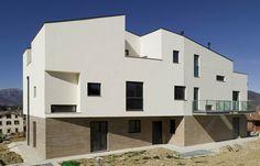 Lorenzo Rossi Architetti — Edificio residenziale