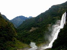 Jung Falls, Tawang, Arunachal Pradesh