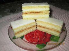 Vanilla Cake, Cheesecake, Desserts, Food, Food And Drinks, Vanilla Sponge Cake, Meal, Cheesecakes, Deserts