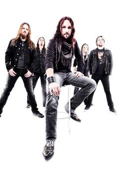 Sonata Arctica ♥ Goth Bands, Symphonic Metal, Music Express, Power Metal, My Favorite Music, Classic Rock, Metal Bands, Hard Rock, Album Covers