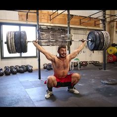 A Little Lesson From Mat Fraser | CrossFit Ireland