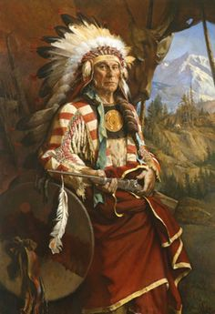 Conquering Bear<br/>Chief of the Lakota