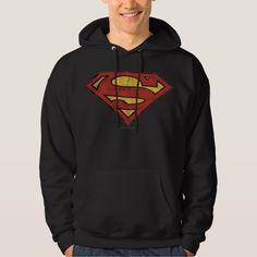 Superman S-Shield | Grunge Logo