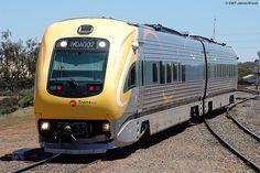 Prospector Railcars Kalgoorlie