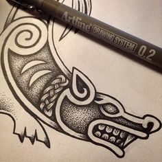 Resultado de imagem para fenrir tattoo