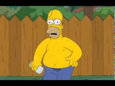 Simpson Ice Bucket!