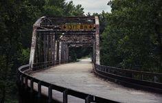 Big Piney River Truss Bridge. DEVIL'S ELBOW, MO  by Miguel Ángel Soto on 500px