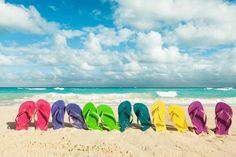 Life is better in flip flops!