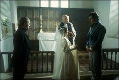 Timothy Dalton and Zelah Clarke in Jane Eyre