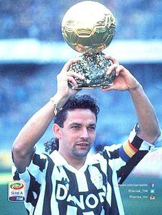 Roberto Baggio, Tim Tim, Ballon D'or, Most Popular Sports, Juventus Fc, Lionel Messi, Milan, Italy, Football