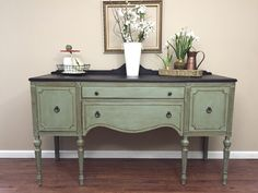 A personal favorite from my Etsy shop https://www.etsy.com/listing/278732058/federal-style-sideboard-buffet