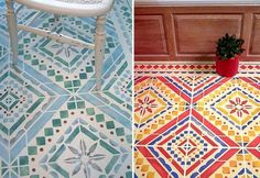 Stunning Floor Pattern Texture For Small Room
