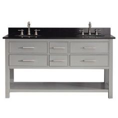 """60"""" and Larger Sized Vanities by Home Design Outlet Center: Online Store"""