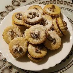 Bögrés gyümölcsös kocka Muffin, Cupcake, Cookies, Breakfast, Dios, Crack Crackers, Morning Coffee, Cupcakes, Biscuits
