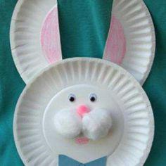 Tanti tipi di coniglietti da fare con i bambini