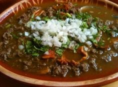 Carne en su jugo estilo Jalisco. It translates to meat in its juice and that's what I'm eating for dinner tonight!!! Yes!!!