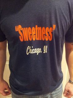 Sweetness Shirt!