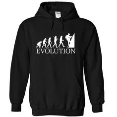 Climbing - Evolution tee shirts and hoodies. Tags: climbing t shirts climbing t…