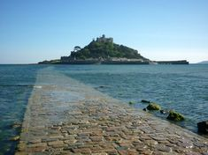 St. Michaels Mount   Cornwall   England   #travel