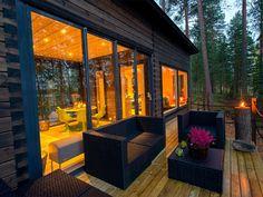 Kuvahaun tulos haulle saunamökki Cottage Plan, Outdoor Furniture Sets, Outdoor Decor, 1, Home Decor, Summer, Ideas, Facades, Interiors