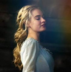 Fc: lily James- blonde (pics from Cinderella) Cinderella 2015, Cinderella Movie, Cinderella Live Action, Lily James, Cinderella Aesthetic, Princess Aesthetic, Ben Chaplin, Have Courage And Be Kind, Lavender Blue