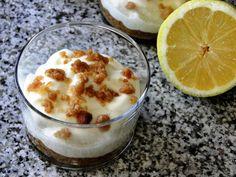 Lemon pie sin azúcar / Pay de limón sin azúcar | Cocinar en casa es facilisimo.com