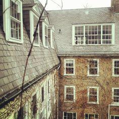 TFC. Third floor Commons. #Bennington