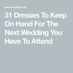 31 Dresses To Wear To That Wedding You Totally Forgot You Were Invited To Semi Formal Wedding, Next Wedding, Casual Wedding, Wedding Season, Summer Wedding, Sheath Wedding Gown, Dresses To Wear To A Wedding, Blouse And Skirt, You Are Invited