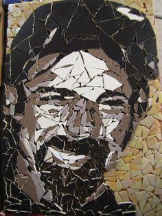 Mosaic by Kat Gottke