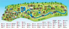 Lageplan vom Wassererlebnispark Park, Planer, Image, Water, Parks