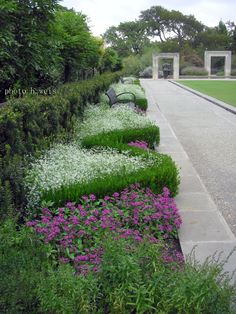 Dallas Arboretum ~ Fall I love this place. Garden Hedges, Garden Landscaping, Amazing Gardens, Beautiful Gardens, Highland Park Village, Buxus Sempervirens, Living In Dallas, Texas Things, Dallas Arboretum