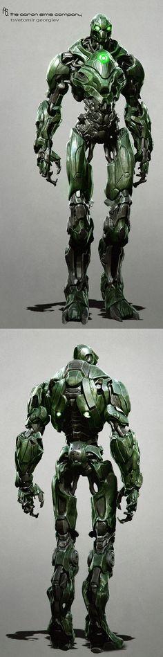 soldier cyber suit