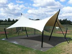 Structure designing and engineering both are different processes. Structureflex is the manufacturing company of tensile structures and engineering. http://structureflex.com.au/DesignServices.php