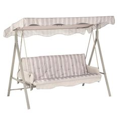 Lowes Garden Treasures 3 Person Swing Replacement Cushion ...