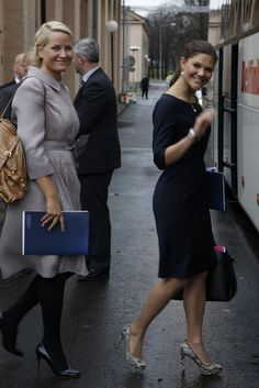 Princess Victoria and Mette Marit | Victoria of Sweden (September 2007 - April 2011) - Page 39 - the ...