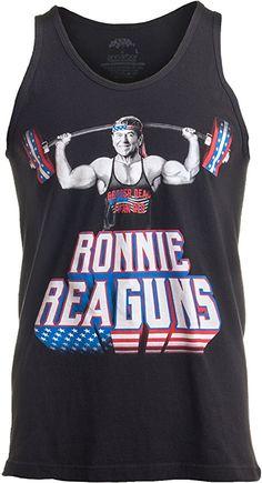 e045894da7175 Ann Arbor T-shirt Co. Ronnie Reaguns