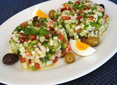 salade Tunisian Food