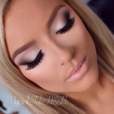Eye Makeup Tips.Smokey Eye Makeup Tips - For a Catchy and Impressive Look Gorgeous Makeup, Pretty Makeup, Love Makeup, Girls Makeup, Amazing Makeup, Flawless Makeup, Sweet 16 Makeup, Perfect Makeup, Makeup Goals
