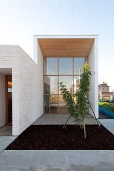 Hairmake Enchante – Nakasai Architects (Prefectura de Toyama, Japón) #architecture