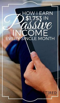 Earn Passive Income Marketing Affiliate Products. The step-by-step, proven system for making money online include over-the-shoulder videos, PDF notes and homework and this will actually Save You Money And Pay For Itself.  easy-money-making...