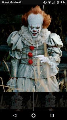 Clown sex monster evil 3d