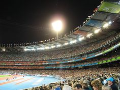 With a capcity of 100,000, the MCG or The G as locals call it, is the largest stadium in Australia and for that matter, in cricket. The stadium is also the symbolic spiritual heart of sport in the country. On the global stage, the MCG is known as the jewel of the 1956 Summer Olympics and the 2006 Commonwealth Games.