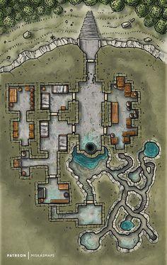 Miska's Amazing Archive of Free Maps | Miska's Maps on Patreon