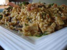 Chicken, Proscuitto and Mushroom Risotto Recipe