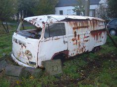VW T2A panelvan