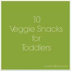 Veggie Snacks