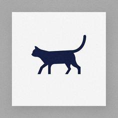 Isotype - Cat #graphic #alone #graphicdesign #graphics #cat #illust #illustration #pictogram #design #icon #symbol #meanimize #isotype #art #artwork #minimal #minimalism #musician #guitarist #frame #디자인 #일러스트 #스케치 #픽토그램
