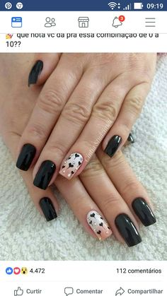 New French Manicure Designs For Short Nails Valentines Day Ideas Colorful Nail Designs, Nail Art Designs, Nails Design, French Manicure Designs, Latest Nail Art, Stylish Nails, Manicure And Pedicure, Manicure Ideas, Beautiful Nail Art